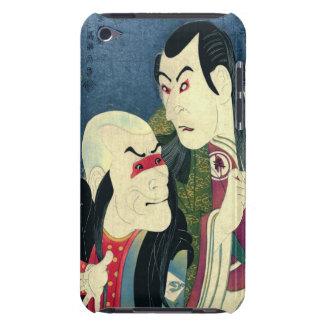 Kabuki Actors 1795 iPod Case-Mate Case