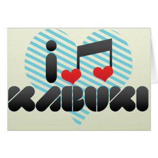 Kabuki Card
