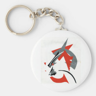 Kabuki Catzen Keychain