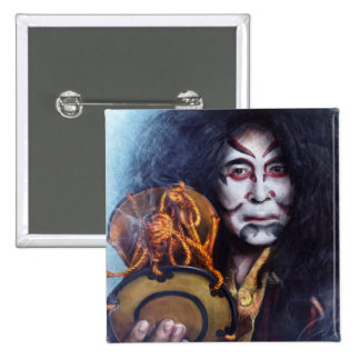 Kabuki Drummer square button