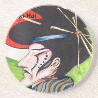 KABUKI-HAI COASTERS