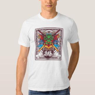 Kabuki Mask T Shirt