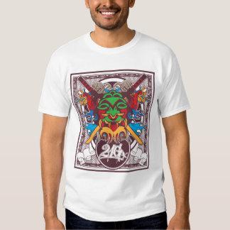 Kabuki Mask T Shirts