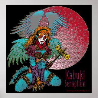 Kabuki Seraphim: Hela Kia Poster
