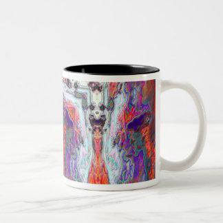 Kabuki's Ascent Mug