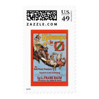 Kabumpo In Oz Stamp