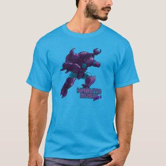 Kabuto Mushi Mark II T-shirt (Purple)