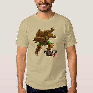 Kabuto Mushi Mark II T-shirt (Reverse)