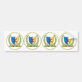 kabylie del logotipo pegatina de parachoque