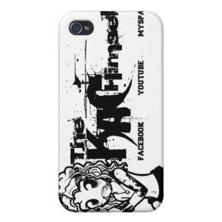 KaC i4 iPhone 4 Covers