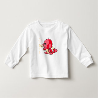 Kacheek Red Toddler T-shirt