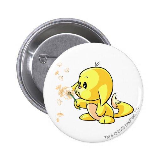Kacheek Yellow Button