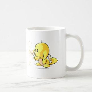 Kacheek Yellow Coffee Mug