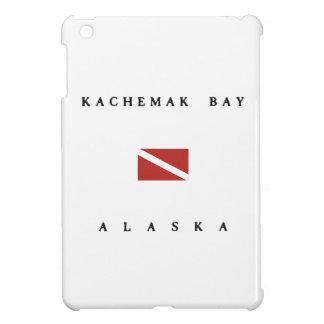 Kachemak Bay Alaska Scuba Dive Flag iPad Mini Cases