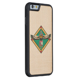 Kachina Dancer Carved® Maple iPhone 6 Bumper