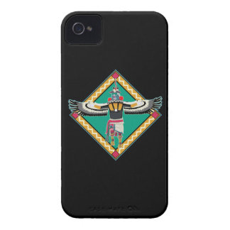 Kachina Dancer iPhone 4 Case-Mate Cases