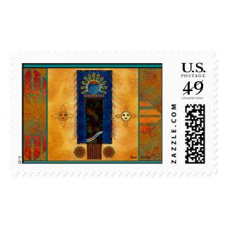 Kachina Postage Stamps