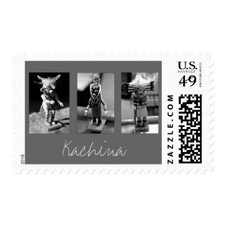 Kachina Stamp