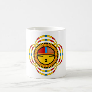Kachina Sun Coffee Mug
