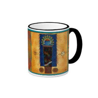 Kachina - Sun Ringer Coffee Mug