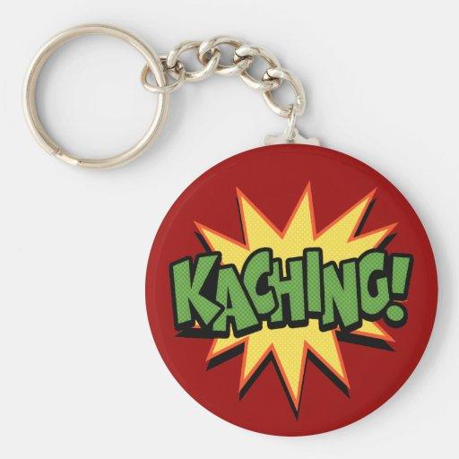Kaching! Keychains