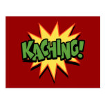 Kaching! Postcard