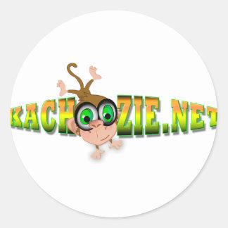 kachoozie sticker