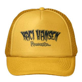Kaci Hansen Hat Yellow