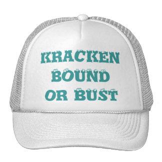 KACKEN BOUND OR BUST - CAP TRUCKER HAT