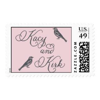 Kacy and Kirk Stamps
