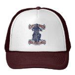 Kaff racer trucker hats