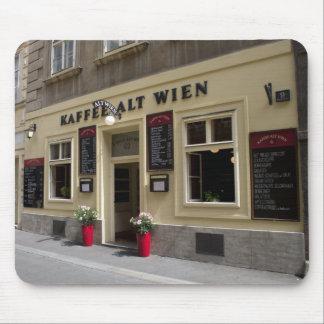 Kaffee Alt Wien, Vienna Austria Mouse Pad