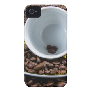 Kaffee Beans iPhone 4 Cover