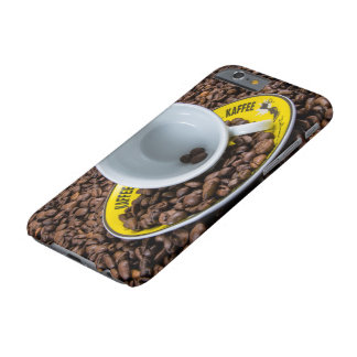 Kaffee Beans Barely There iPhone 6 Case
