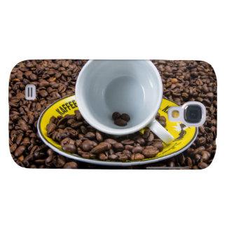 Kaffee Beans Samsung Galaxy S4 Covers