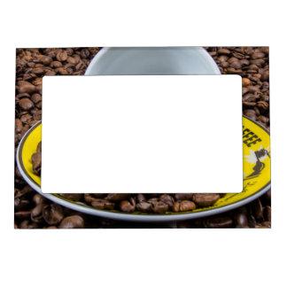 Kaffee Beans Magnetic Frame