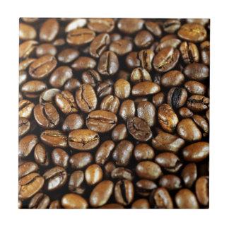 Kaffeebohnen Azulejo