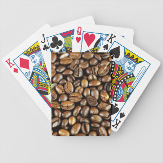 Kaffeebohnen Cartas De Juego