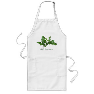 Kaffir Lime Leaves Long Apron