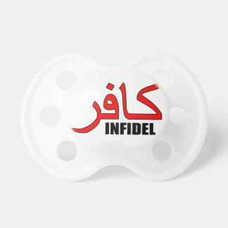Kafir / Infidel Merchandise Pacifier
