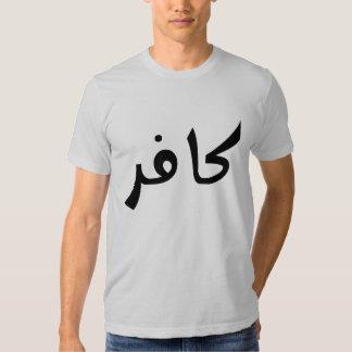 Kafir (infidel) shirt