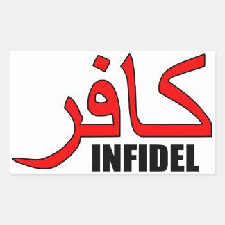Kafir / Infidel Sticker