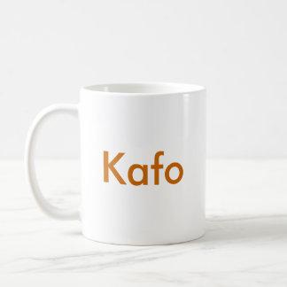 Kafo Coffee Mugs