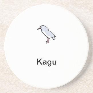 Kagu Coaster