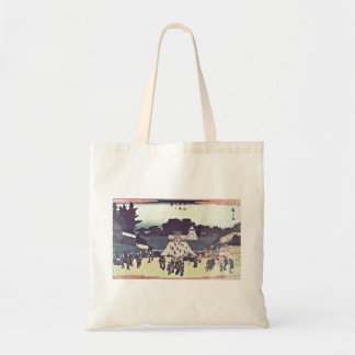 Kagurazaka and Ushigome Tote Bag