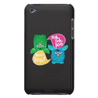 KAH TOH-LOO FUNDA PARA iPod DE BARELY THERE