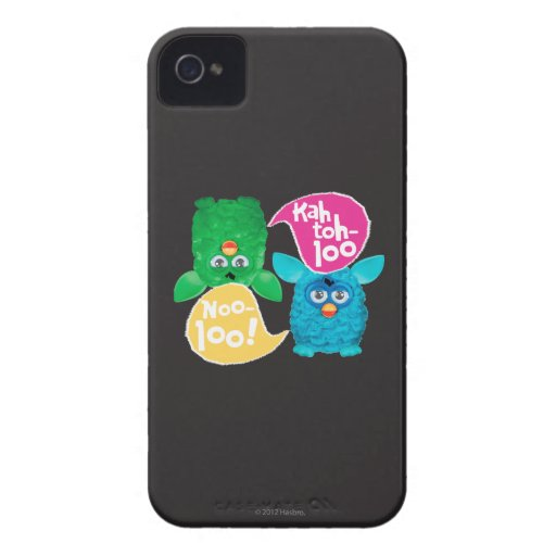 KAH TOH-LOO iPhone 4 PROTECTORES
