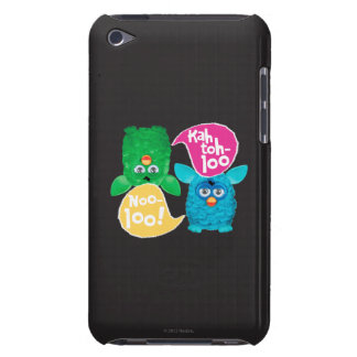 KAH TOH-LOO iPod TOUCH Case-Mate CASE