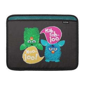 KAH TOH-LOO MacBook AIR SLEEVES