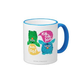 KAH TOH-LOO RINGER COFFEE MUG